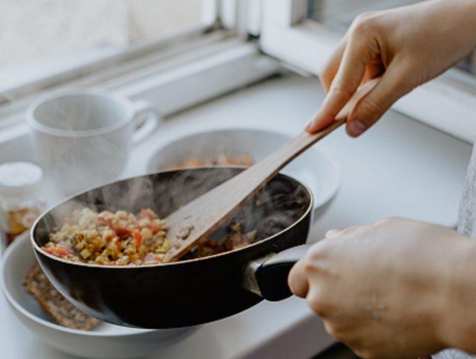 【やさしい味わい】いり豆腐レシピ