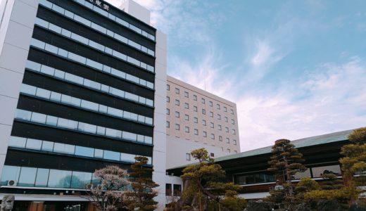 【宿泊体験記④】ホテルグランド東雲